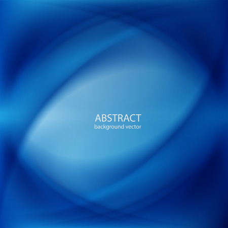 Blue Abstract lines background abstract modern  Vector