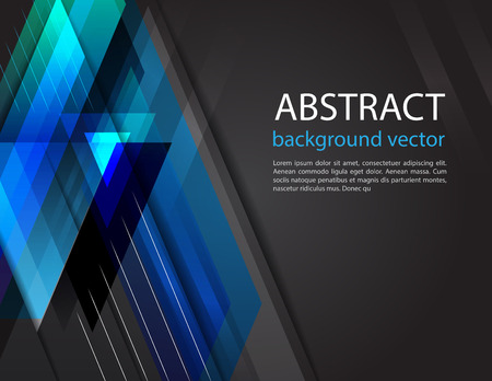 Abstract light vector black background.Future geometric patterns. For business, science, technology design.