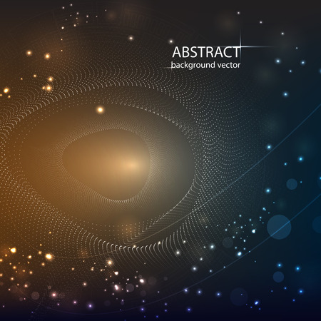Abstract technology vector background.For business, science, technology design. 矢量图像