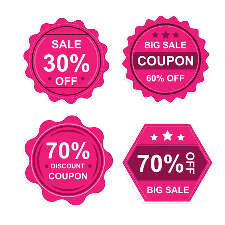 Black Friday sale posters vector. Black friday sale banner, special offer shopping illustration 矢量图像