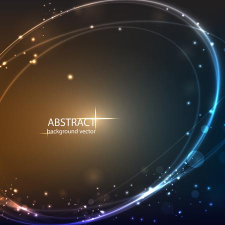 Fond de vecteur de technologie abstraite. Pour les affaires, la science, la conception technologique.