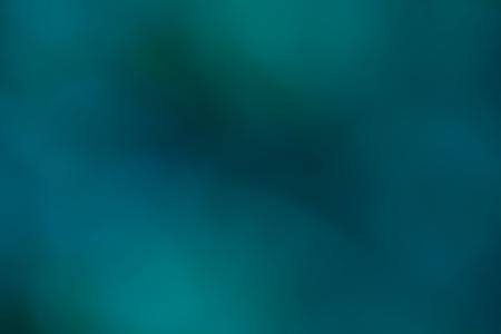 背景の青の抽象的なボケ味