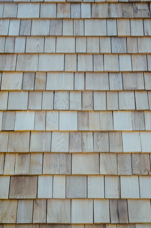Wooden retro style  roof texture in vintage house
