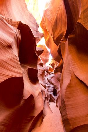 Lower Antelope Canyon Stok Fotoğraf