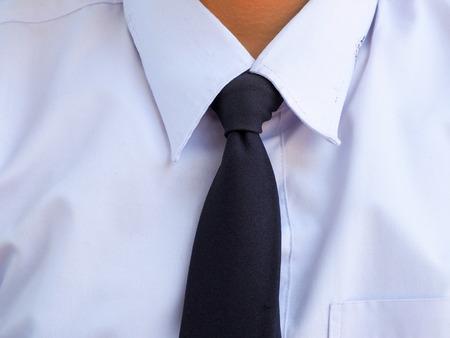 Wear a necktie