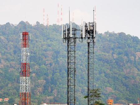 communication Tower Mobile phone