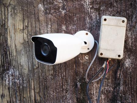 Closed Circuit Television camera Stockfoto