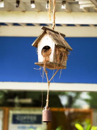 Bird Nest Box, Birdhouse
