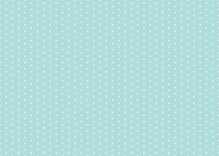 Polka-Dot-Muster. Vektorillustration mit kleinen Kreisen. Gepunkteter Hintergrund. Vektorgrafik