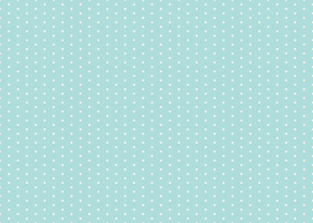 Polka dot pattern. Vector illustration with small circles. Dotted background. Vector Illustratie
