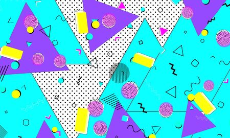 Contemporary Cyan Flyer. Purple Childish Pattern. Rectangular Composition. Lemon Fashion. Dot Illustration. Lilac Flow Drawing. Turquoise Backdrop. Cool Wallpaper.