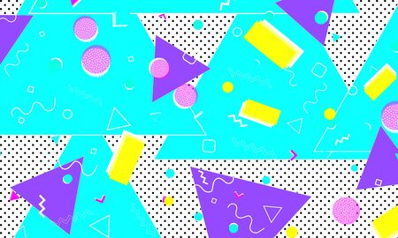 Retro Ultramarine Art. Purple Color Wallpaper. Funky Texture. Lemon Fashion. Bright Flyer. Lilac Grunge Illustration. Navy Composition. Child Drawing.