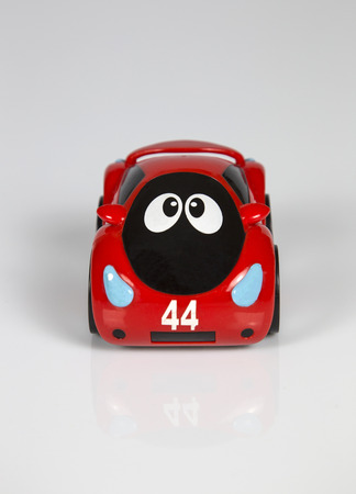 toy car: Toy car for children Stock Photo