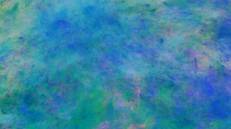 Abstrakte gemalte Textur. Fraktaler Hintergrund. Digitale Fantasiekunst. 3D-Rendering. Standard-Bild