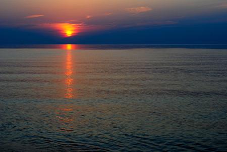 seaboard: Baltic sea coast in Poland