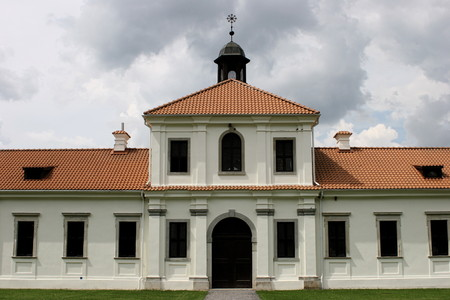 lithuania: Pažaislis monastery and church in Lithuania