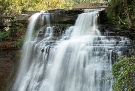 Brandywine Falls Silky Waterfall