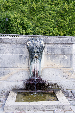 versailles: Water Spout at Palace of Versailles