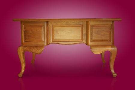 antique table photo