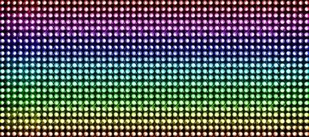 led  lighting bulb pattern Stock Photo - 11000950