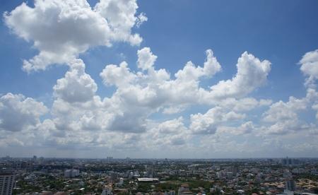 sky line: City Aerial View sky line