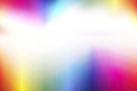 abstract led rainbow colored background.  photo