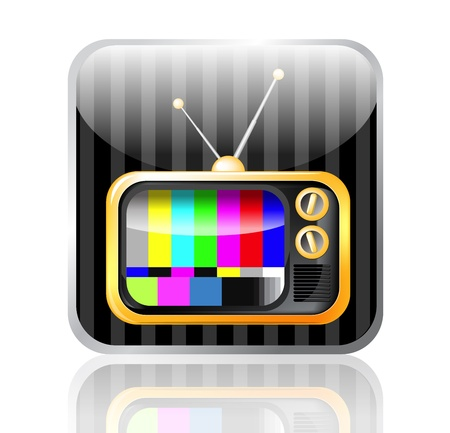 app, tv  illustration  icons design. illustration