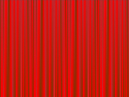classical theater:  Red curtain of a classical theater background.