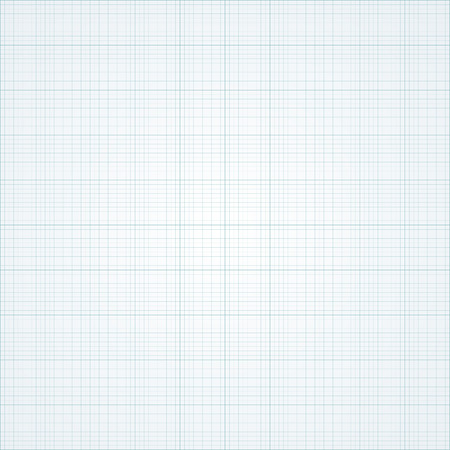 grid paper: Graph grid paper vector illustration