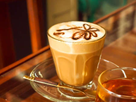 froth: coffee