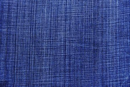 cotton  jeans: Fragment of jeans texture