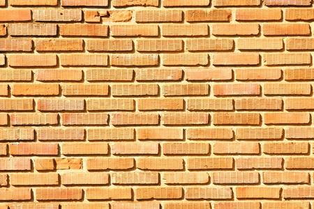 Old brick wall texture: can be used as background Stock Photo - 11694838