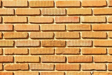 Old brick wall texture: can be used as background Stock Photo