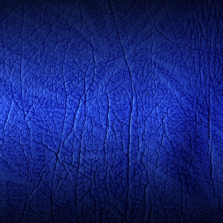 leathery: sofa blue leather texture