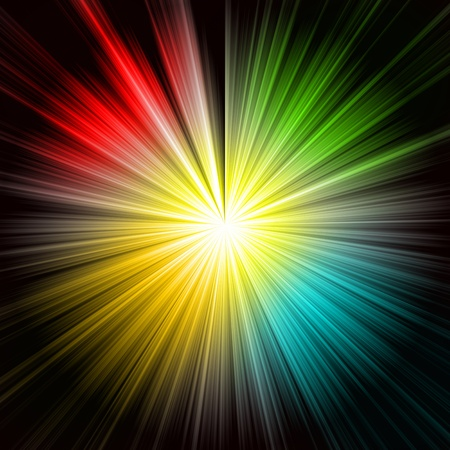 Abstract background luce
