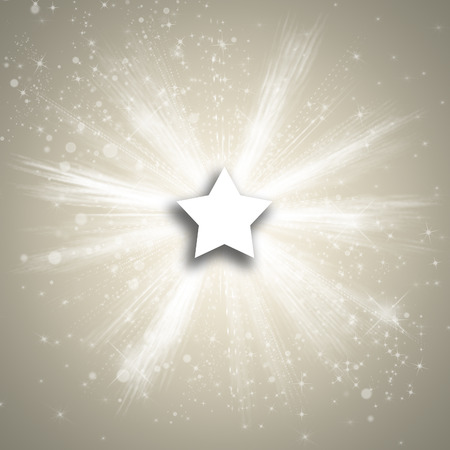 star light: star Light silver background