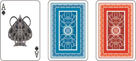 As y se pongan en venta de nuevo de la cubierta de jugar a las cartas