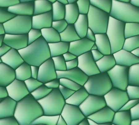 Dettagliata pelle di serpente o lucertola animale stampa seamless o texture.