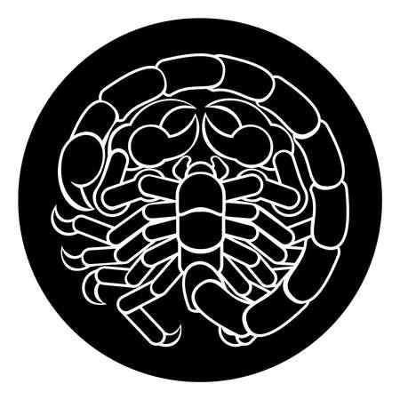 Scorpion Scorpio Zodiac Sign