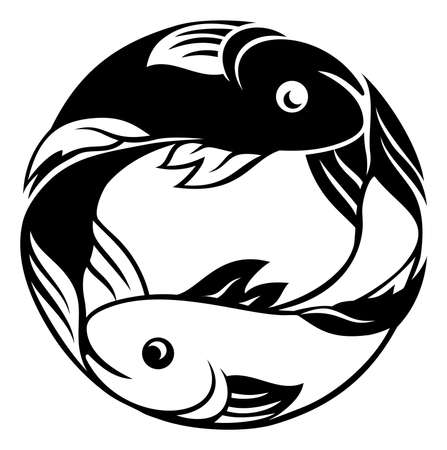 Pisces Fish  Sign