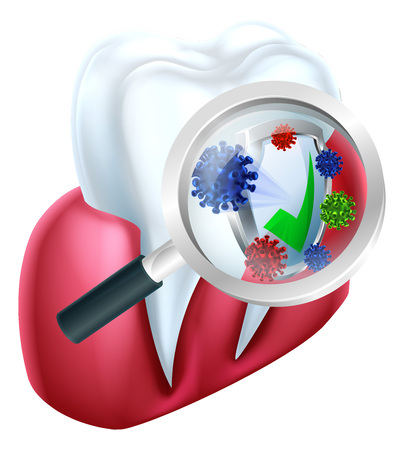 Tooth Gum Protection Shield