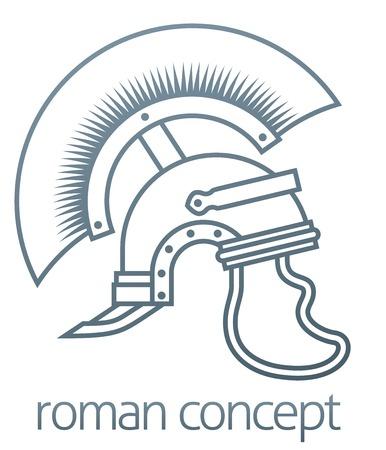Roman Helmet Centurion Concept