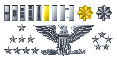 Offiziersabzeichen der Armee