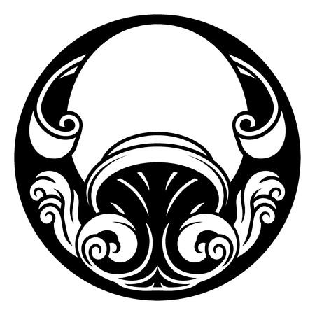 Aquarius Zodiac Horoscope Sign