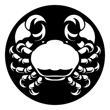 Cancer Crab Zodiac Horoscope Sign