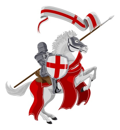 St George Patron Saint of England