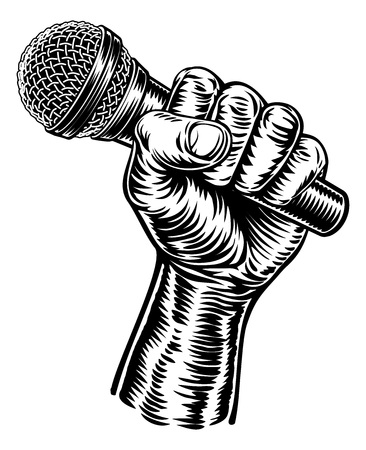 Handhaltemikrofon