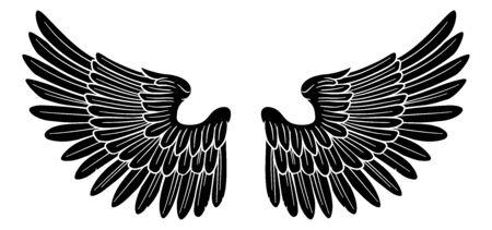 Wings Angel or Eagle Pair