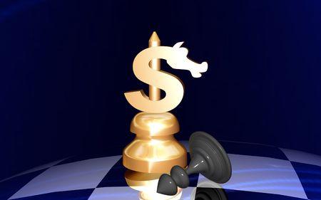 mates:  Dollar check mates