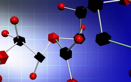 Molecule samples  photo